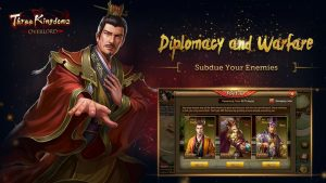 تصویر محیط Three Kingdoms: Overlord v2.6.53 + data