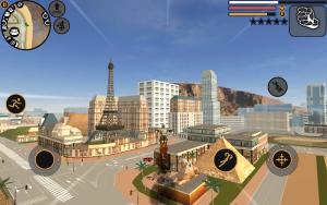 تصویر محیط Vegas Crime Simulator v3.5