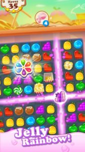 تصویر محیط Tasty Treats Blast – A Match-3 Puzzle Game v20.1