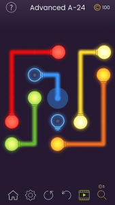 تصویر محیط Puzzle Glow : Brain Puzzle Game Collection v2.1.24