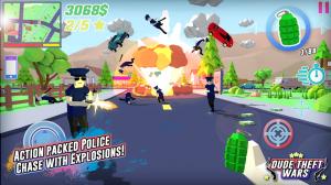تصویر محیط Dude Theft Wars: Open World Sandbox Simulator BETA v0.86b