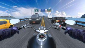 تصویر محیط Motorcycle Rider – Racing of Motor Bike v2.0.3997