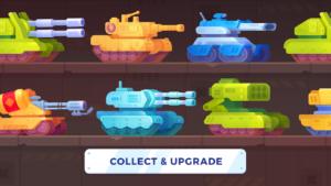 تصویر محیط Tank Stars v1.4.5