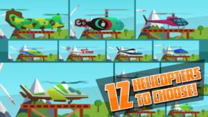 تصویر محیط Go Helicopter (Helicopters) v3.0