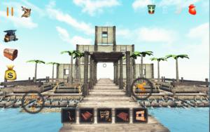 تصویر محیط Raft Survival : Ultimate v9.4.0