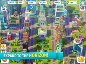تصویر محیط City Mania: Town Building Game v1.9.0a