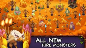 تصویر محیط My Singing Monsters v2.4.2