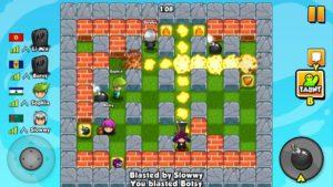 تصویر محیط Bomber Friends v3.54