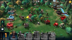 تصویر محیط Mini Guns v1.0.31 + data