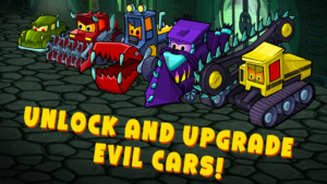 تصویر محیط Car Eats Car 3 – Racing Game v2.4 build 382