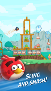 تصویر محیط Angry Birds Friends v9.3.2