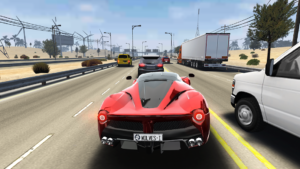 تصویر محیط Traffic Tour : Racing Game – For Car Games Fans v1.4.8