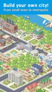 تصویر محیط Pocket City v1.1.253