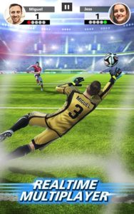 تصویر محیط Football Strike – Multiplayer Soccer v1.14.1