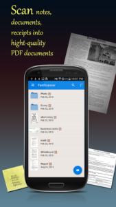 تصویر محیط Fast Scanner Pro: PDF Doc Scan v4.3.3