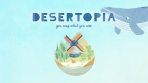 تصویر محیط DESERTOPIA v3.8.0