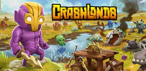 Crashlands v1.4.33 + data