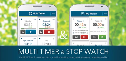 Multi Timer StopWatch Premium v2.7.3 build 285