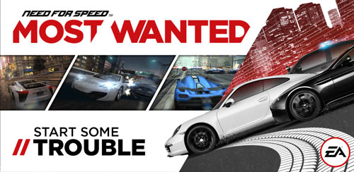 Need for Speed™ Most Wanted v1.3.128 + data