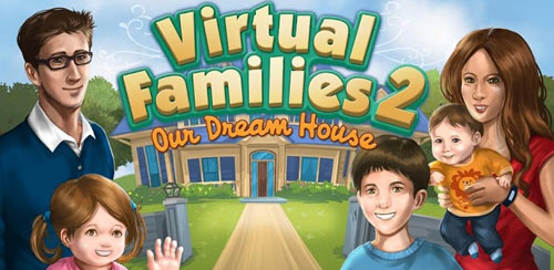 Virtual Families 2 v1.7.4 + data