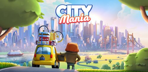 City Mania: Town Building Game v1.9.0a