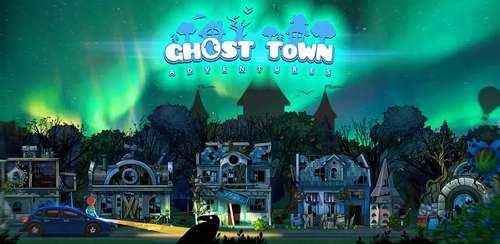 Ghost Town Adventures: Mystery Riddles Game v2.58