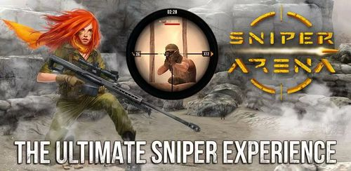 Sniper Arena: PvP Army Shooter v1.1.1