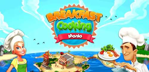 Breakfast Cooking Mania v1.64