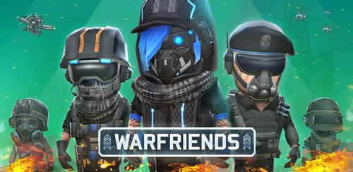 WarFriends: PvP Shooter Game v4.3.5 + data