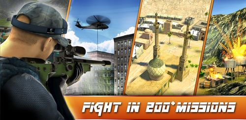 Sniper Ops 3D – Shooting Game v70.0.0