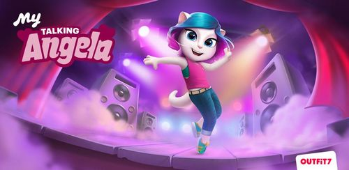My Talking Angela v4.4.1.562