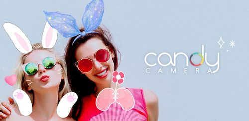 Candy Camera – selfie, beauty camera, photo editor v5.3.26