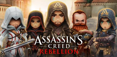 Assassin's Creed Rebellion (Unreleased) v2.7.2 + data