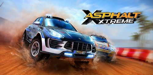 Asphalt Xtreme: Rally Racing v1.9.0d + data