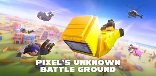PIXEL'S UNKNOWN BATTLE GROUND v1.34.15