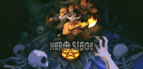 Hero Siege: Pocket Edition v5.3.19 + data