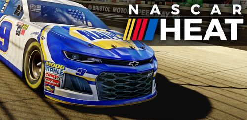 NASCAR Heat Mobile v4.0.2 + data