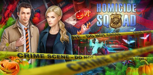 Homicide Squad: Hidden Crimes v2.21.2500