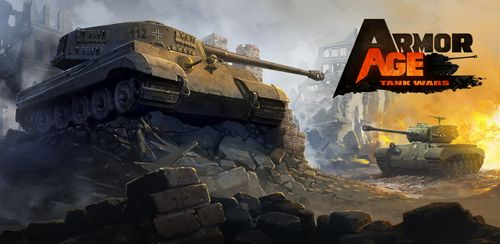 Armor Age: Tank Wars — WW2 Platoon Battle Tactics v1.8.275