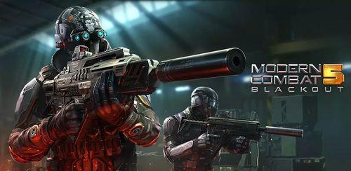 Modern Combat 5: eSports FPS v4.4.0h