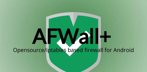 AFWall+ (Donate) v3.4.0 build 19450