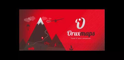 OruxMaps Donate v7.4.14