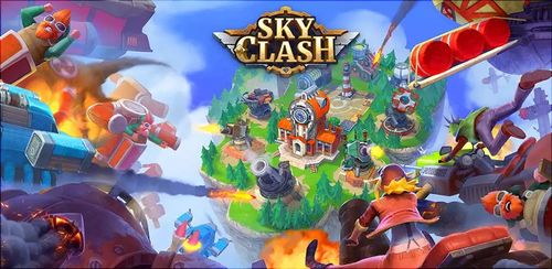 Sky Clash: Lords of Clans 3D v1.52.5246