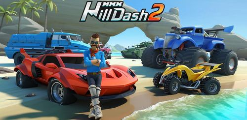 MMX Hill Dash 2 – Offroad Truck, Car & Bike Racing v5.01.11586