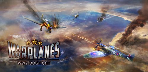 Warplanes: WW2 Dogfight v2.0 build 202