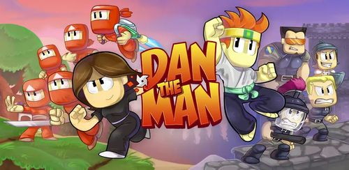 Dan the Man: Action Platformer v1.3.03