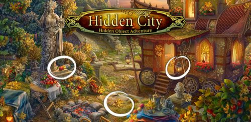 Hidden City®: Hidden Object Adventure v1.34.3400