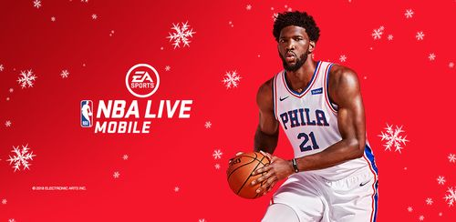 NBA LIVE Mobile Basketball v4.1.00