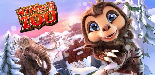 Wonder Zoo – Animal rescue ! v2.1.0c + data