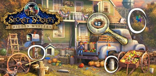 The Secret Society v1.41.4105